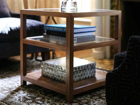 JKM Home Simon 24'' Wide Square End Table JKMNN0025F