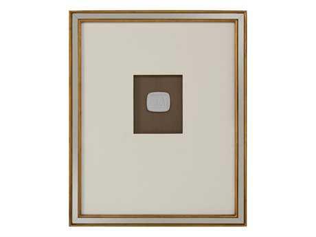 John Richard Mahogany Intaglio II Painting JRGBG0982B