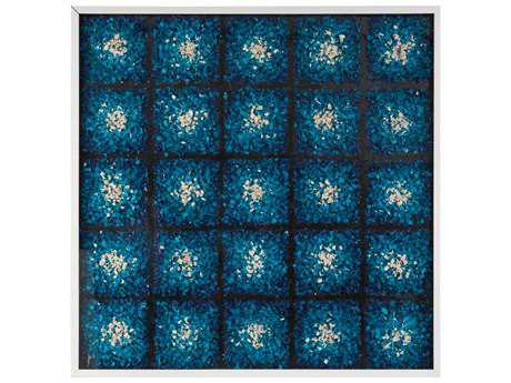 John Richard Ruanwei's Blue Series Painting JRJRO2829