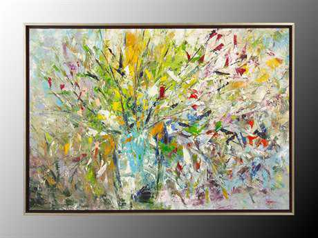 John Richard Jinlu Abstract Painting