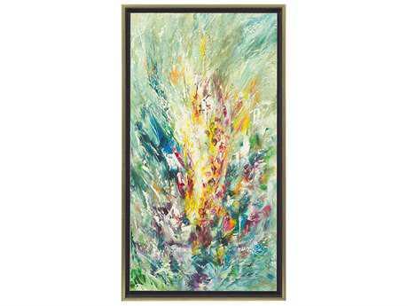 John Richard Jinlu Gladiolus Painting