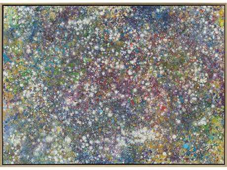 John Richard Points Of Light By Jinlu Painting JRJRO2632