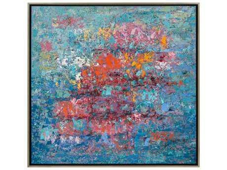 John Richard Abstract Canvas Wall Art JRJRO2727