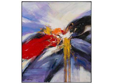 John Richard Chenqi's Jolt Wall Painting JRJRO2784