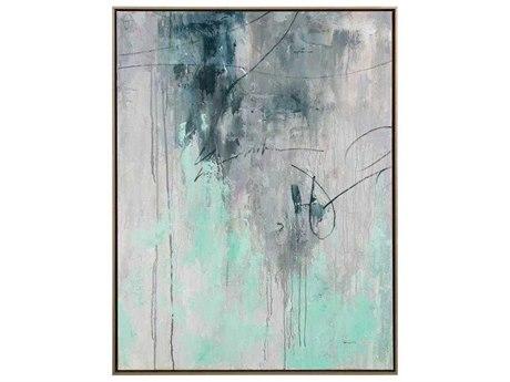 John Richard Guavo's Delicate Swirl Painting JRJRO2894