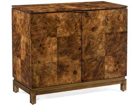 John Richard Parnham European Walnut 40'' x 19'' Two-Door Accent Cabinet JREUR040441