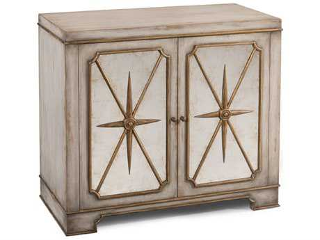 John Richard Accent Cabinets 2 Drawers Nightstand