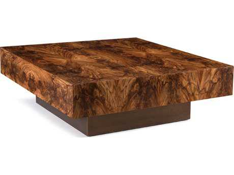 John Richard Accent Tables 47'' Wide Square Coffee Table