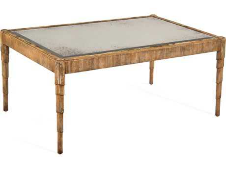 John Richard Accent Tables 44'' Wide Rectangular Coffee Table