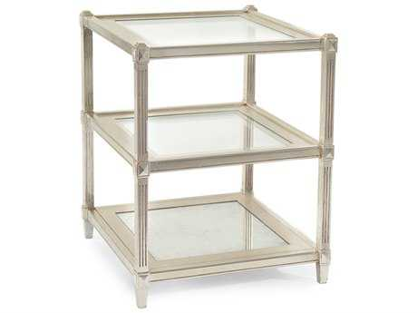 John Richard Accent Tables 23'' Wide Square End Table