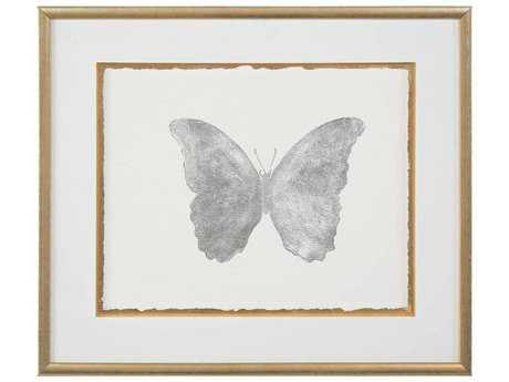 John Richard Shimmering Butterfly I Wall Art JRGBG1291A
