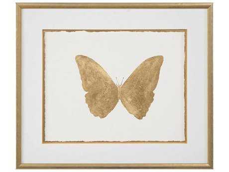 John Richard Shimmering Butterfly II Wall Art JRGBG1291B