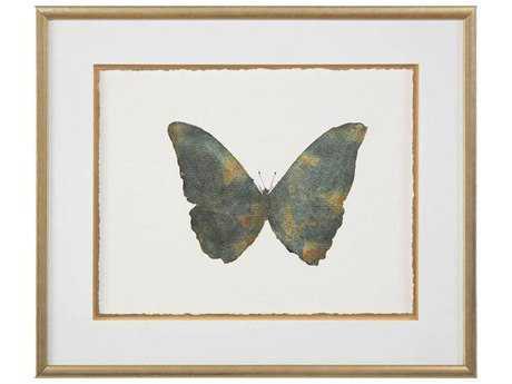John Richard Shimmering Butterfly III Wall Art JRGBG1291C