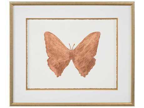 John Richard Shimmering Butterfly VI Wall Art JRGBG1291F