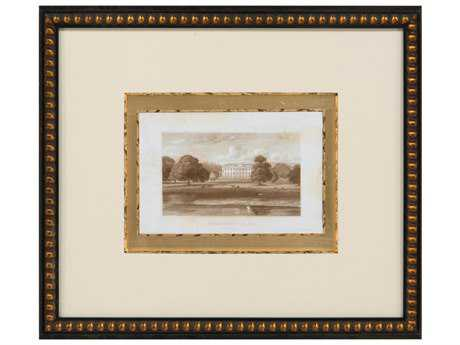 John Richard Architectural Jones' View V Wall Painting