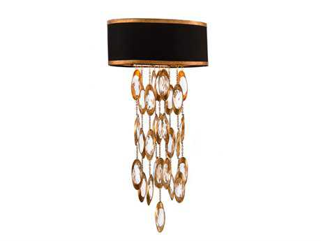 John Richard Black Tie Two-Light Wall Sconce JRAJC8796