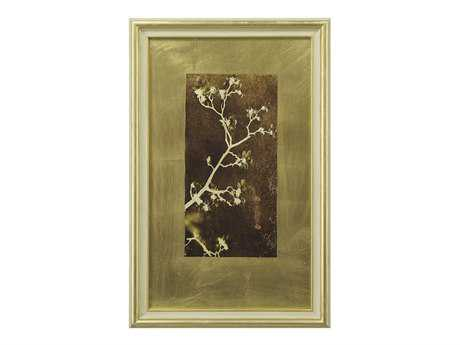 John Richard Gold Leaf Branches I Painting