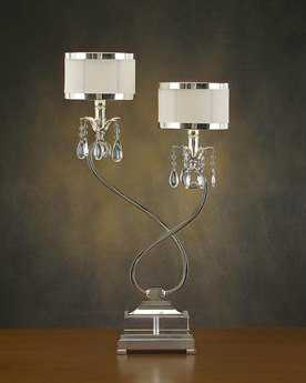 John Richard Lamps Industrial Buffet Lamp