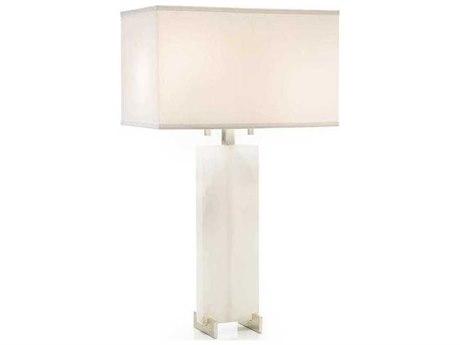 John Richard Solid Alabaster Buffet / Table Lamp JRJRL9569