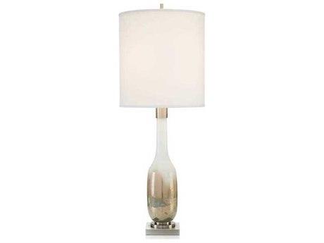 John Richard Hand Blown Golden Opulence Buffet / Table Lamp JRJRL9571