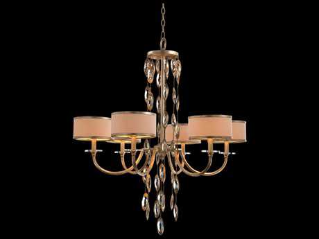 John Richard Counterpoint Six-Bulb Chandelier JRAJC8817