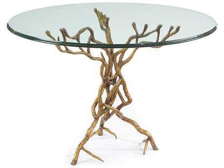 John Richard Branches 44 x 44 Round Dining Table JREUR100029