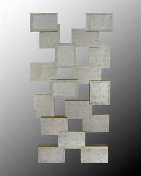 John Richard Checkerboard Wall Mirror JRJRM0521