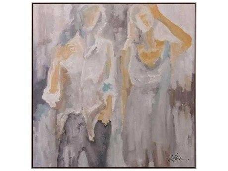 John Richard Jackie Ellens' Rendezvous Painting