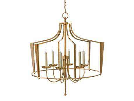 John Richard Bishops Crown Six-Light 36'' Wide Chandelier JRAJC8786