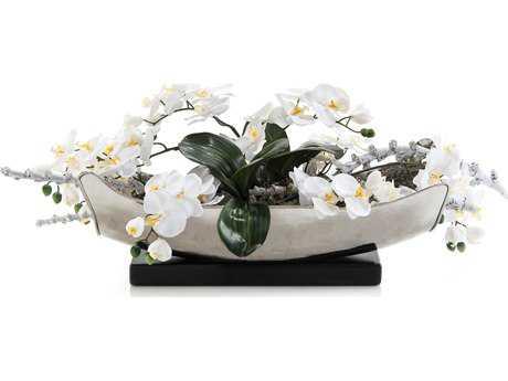 John Richard Frost Orchids Floral Arrangement JRJRB3731