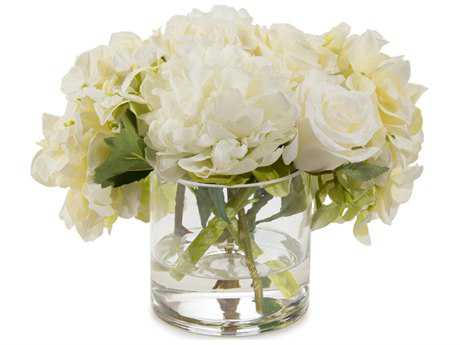 John Richard Transitional Fresh Water Look Perfection Decorative Floral Arrangement