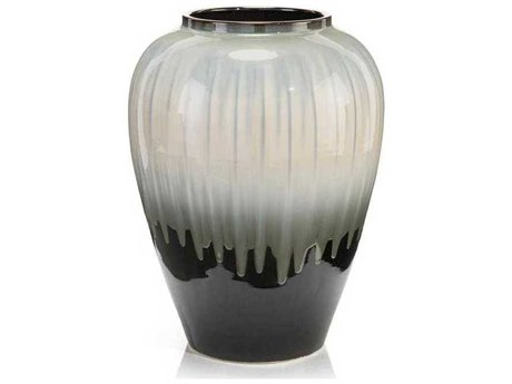 John Richard White and Blue Jar JRJRA10642