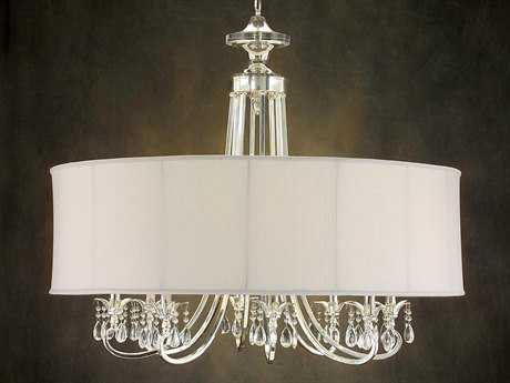 John Richard Lombard Eight-Light 40'' Wide Chandelier JRAJC8455