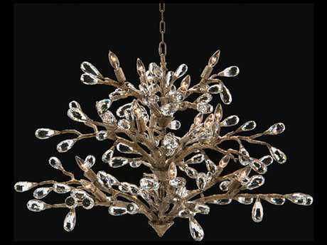 John Richard Mark Mcdowell 47'' Wide Crystal Large Chandelier