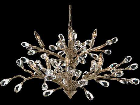 John Richard Mark Mcdowell 39'' Wide Crystal Medium Chandelier