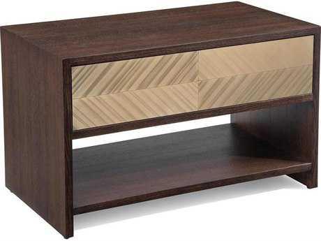 John Richard Toledo Smoked Oak 36'' x 20'' Side Cabinet JREUR030572