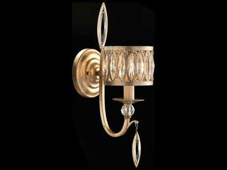 John Richard Marquis Crystal Single Light Wall Sconce JRAJC8886