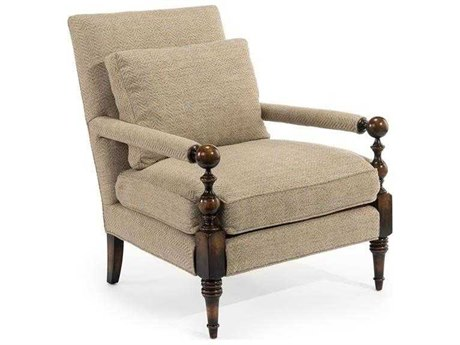 John Richard Transitional-Style Large Chair JRAMF1445V182105AS