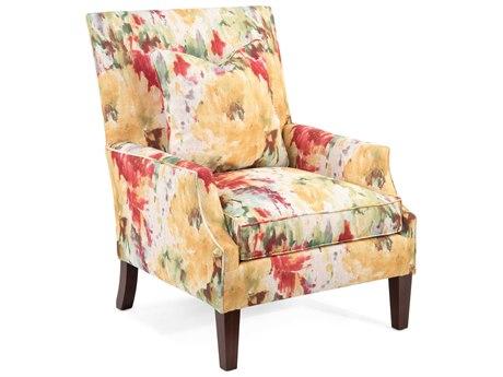 John Richard High Back Scoop Arm Club Chair JRAMQ1112Q011043AS