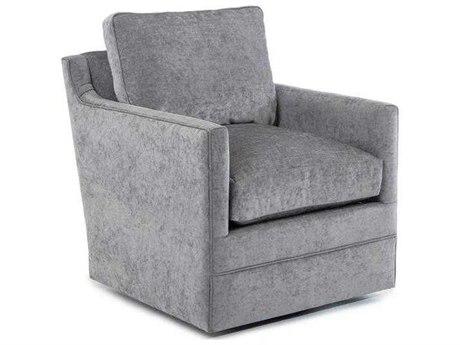 John Richard Low Back Luxury Swivel Arm Chair JRAMQ11261081AS