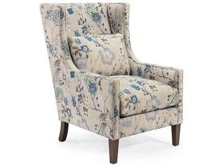 John Richard High Back Wing Chair JRAMQ1137Q012097AS