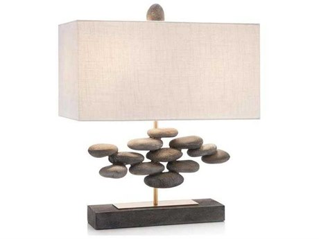 John Richard River Rock Accent Lamp JRJRL9732
