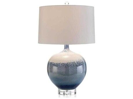John Richard Sea And Surf Porcelain Lamp JRJRL9782