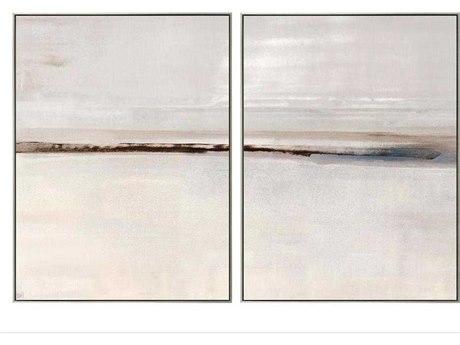John Richard Landscape No.5 Diptych (2-Piece Set)