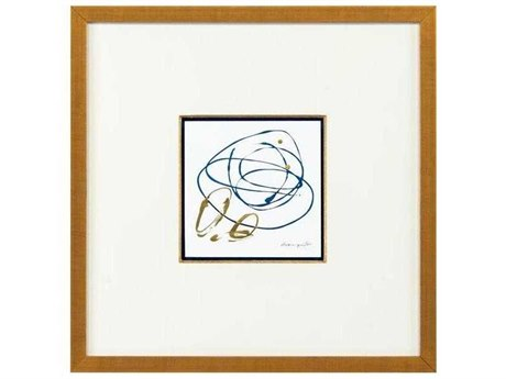 John Richard Dyann Gunter's Blue & Gold Iii