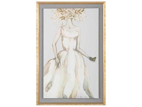 John Richard Zana Brown's Golden Femme I JRGBG1679A