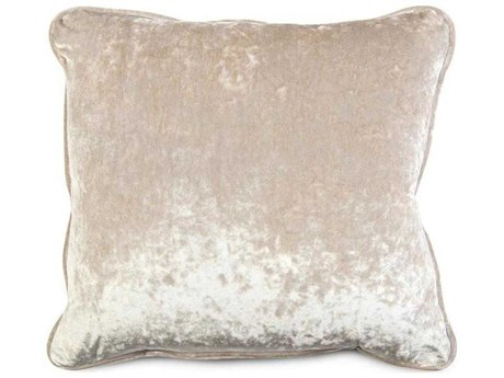 John Richard Pillow Solid Light Brown JRAMP1082A