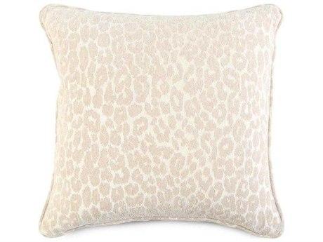 John Richard Pillow Animal Brown Cream JRAMP2114B