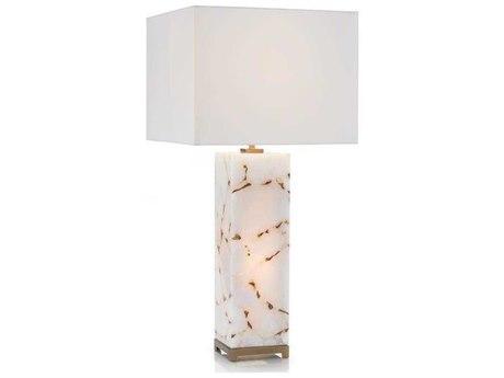 John Richard Calcite Table Lamp JRJRL9767