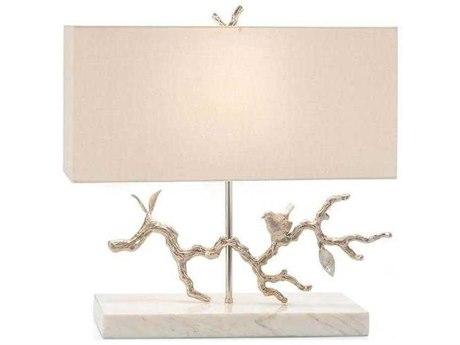 John Richard Bird On Branch Table Lamp JRJRL9825